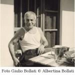 Elio Vittorini Foto Giulio Bollati © Albertina Bollati
