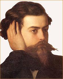 Goffredo Mameli nel ritratto di Gerolamo Induno
